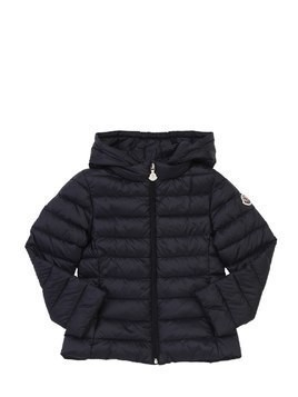 NEW IRAIDA HOODED NYLON DOWN JACKET
