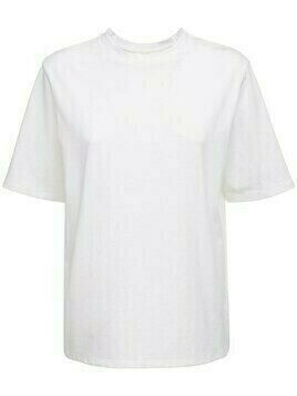 Chiara Cotton Jersey Boxy T-shirt