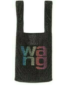 Mini Wangloc Embellished Shopper Bag