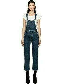 Jules Cotton Denim Overalls