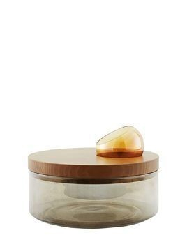 WIDE OASI GLASS CONTAINER