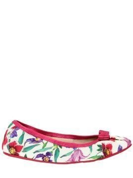 10MM MY JOY BOUQUET PRINTED FLATS