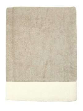 LARGE COTTON TERRYCLOTH BEACH TOWEL