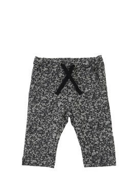 MICKEY PRINTS COTTON SWEATPANTS