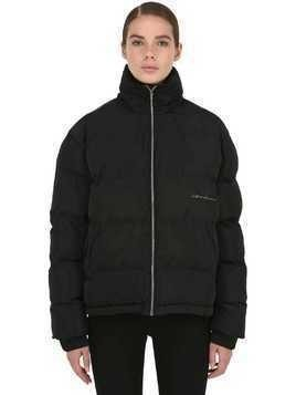LINDA HOODED PUFFER JACKET