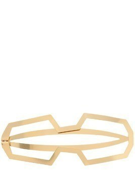 GOLD PLATED NELLY HAIR CLIP