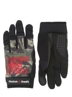 CROSSFIT TRAIN PRINTED GLOVES
