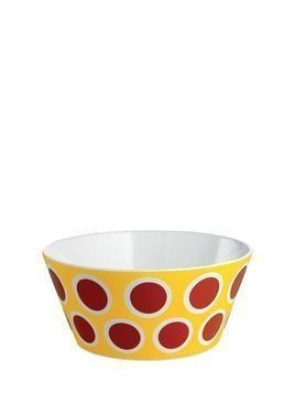CIRCUS POLKA DOT BONE CHINA BOWL