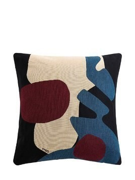 COTTON TAPESTRY PILLOW