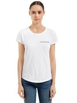 MADEMOISELLE COTTON JERSEY T-SHIRT