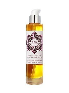 MOROCCAN ROSE OTTO BODY OIL