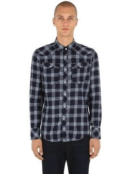 3301 COTTON FLANNEL SHIRT