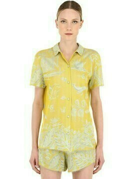 Hawaiian Dream Jacquard Shirt