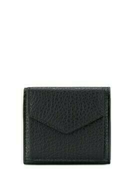 Grainy Embossed Leather Wallet