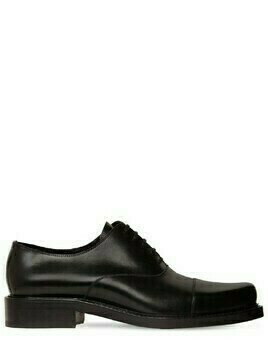 Oxford Leather Lace-up Shoes
