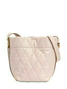Mini Gv Quilted Leather Bucket Bag