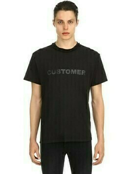 Customer Cotton Jersey T-shirt