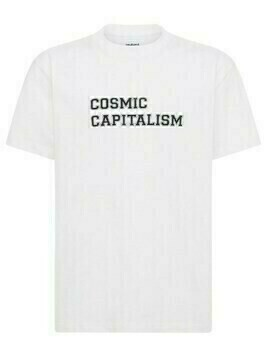 Cosmic Capitalism Printed Cotton T-shirt