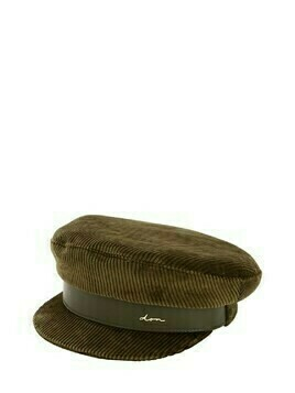 Corduroy Captain's Hat