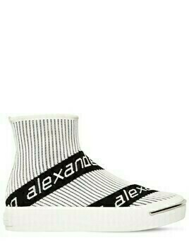 20mm Pia Logo Knit Sock Sneakers