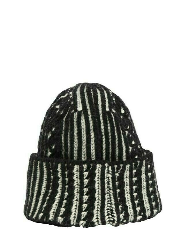 Wool & Cashmere Cable Knit Beanie