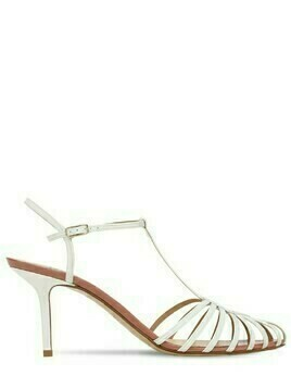75mm Patent Leather Sandals