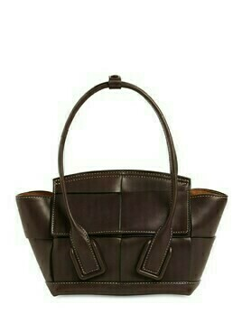Arco 29 Smooth Leather Top Handle Bag