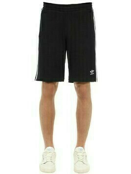 3-stripe Cotton Shorts