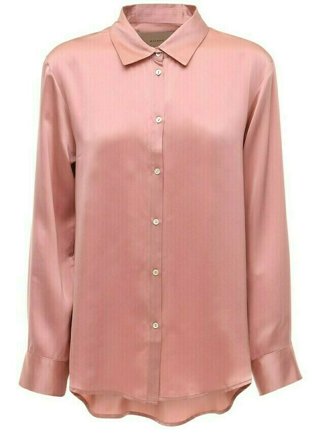 The London Silk Pajama Top