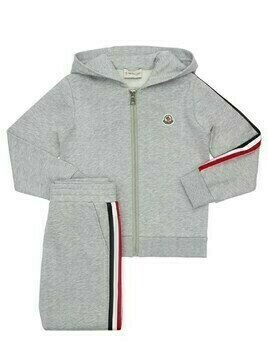 Cotton Sweatshirt Hoodie & Sweatpants