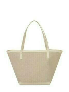 Canvas & Leather Park Three Tote Bag