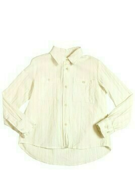 Cotton Gauze Shirt