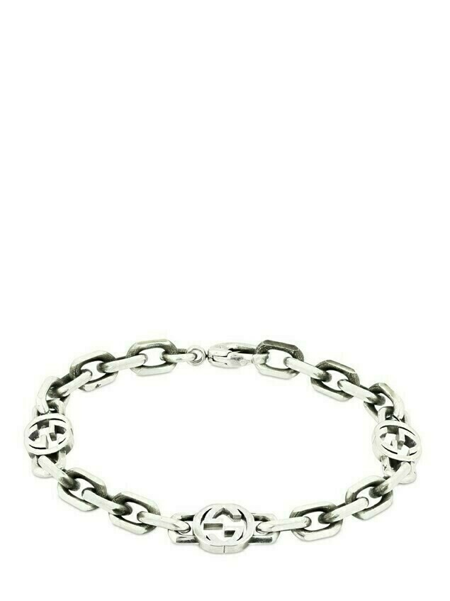 Interlocking G Bracelet