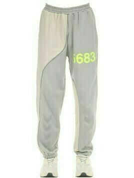 Willy Chavarria Cotton Blend Sweatpants