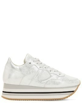 EIFFEL LEATHER SNEAKERS