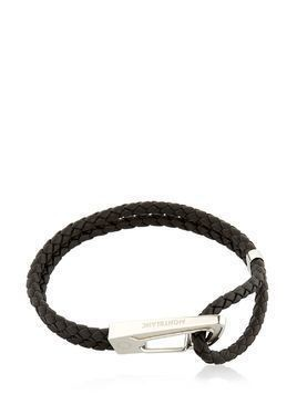 STEEL&LEATHER BRACELET
