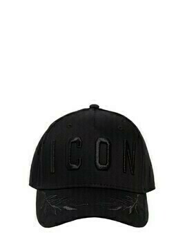 Icon Cotton Canvas Baseball Hat