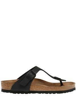 GIZEH LEATHER SANDALS