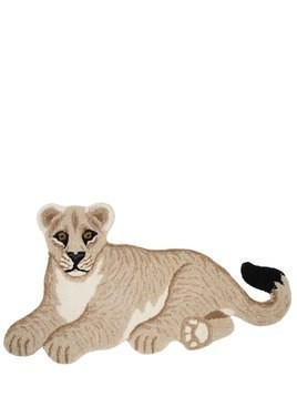 LION WOOL & COTTON RUG