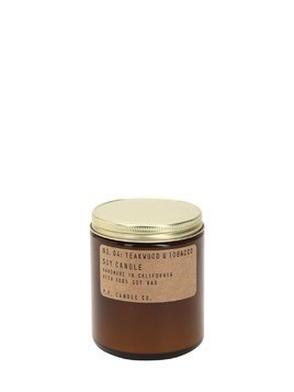 NO. 04 TEAKWOOD & TOBACCO SOY CANDLE
