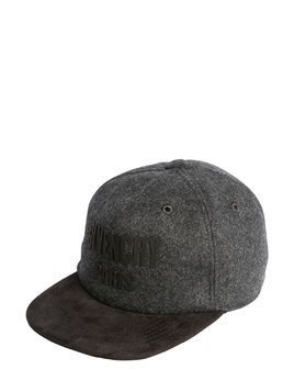 FELT WOOL & SUEDE HAT