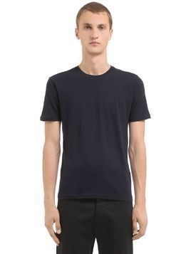 FINEST COTTON & CASHMERE T-SHIRT