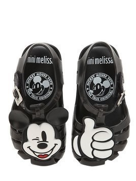 SCENTED MICKEY MOUSE RUBBER SANDALS