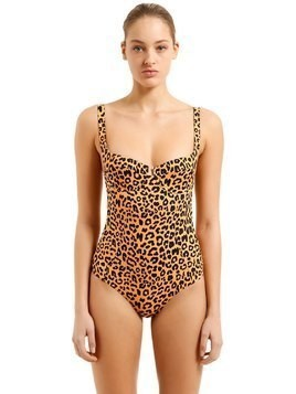 BARDOT LEO UNDERWIRE ONE PIECE SWIMSUIT
