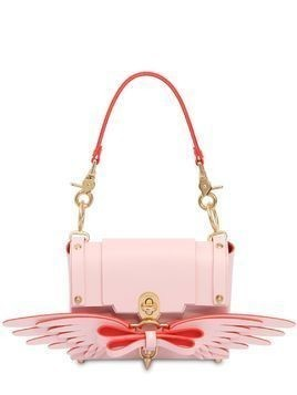 SMALL WINGS LEATHER SHOULDER BAG