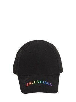 RAINBOW LOGO BASEBALL HAT