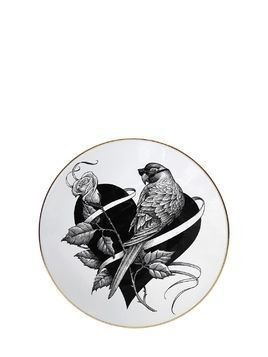 LOVEBIRD FINE BONE CHINA BREAD PLATE