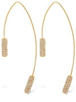 TRIBAL STATEMENT HOOP EARRINGS