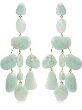 SLOANE ACRYLIC DROP EARRINGS