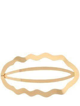 GOLD PLATED NINA HAIR CLIP